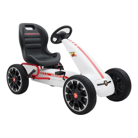 Abarth Licesned F1 Pedal Go Kart