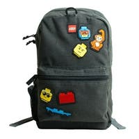 LEGO Patch Pack & Pouch (W/ 6 Assorted Patches)
