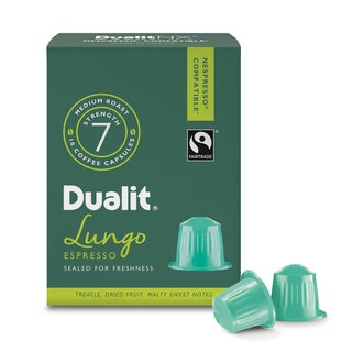Dualit NX Lungo Americano 60 pack (6 boxes of 10 capsules)