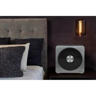 NewAir Quietheat15S Portable Ceramic Space Heater, Silver