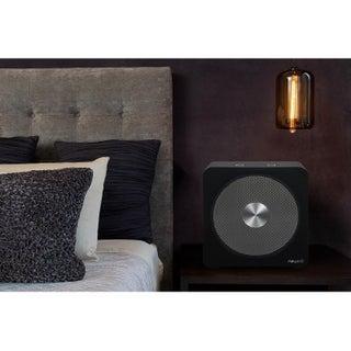 NewAir Quietheat15B Portable Ceramic Space Heater, Black