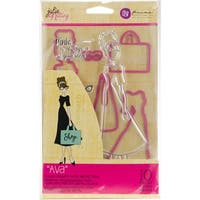 Julie Nutting Stamp & Die Set