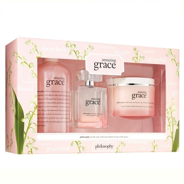 Shop Philosophy Amazing Grace 3-piece Set - Free Shipping