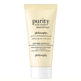 Philosophy Purity Made Simple 0.5-ounce Ultra-Light Moisturizer