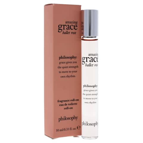 Philosophy Amazing Grace 0.33-ounce Ballet Rose Rollerball