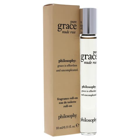 Philosophy Pure Grace Nude Rose 0.33-ounce Rollerball