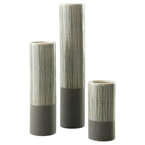 Elwood Set of 3 Vases