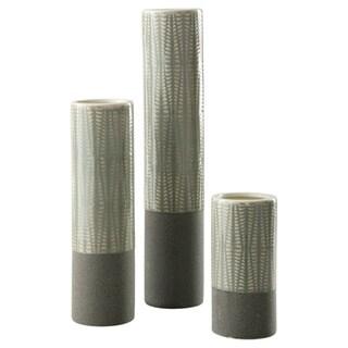 Signature Design by Ashley Elwood Set of 3 Vases
