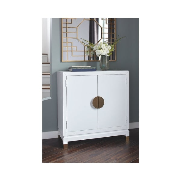 Walentin Accent Cabinet By Ashley Furniture: Shop Walentin Accent Cabinet