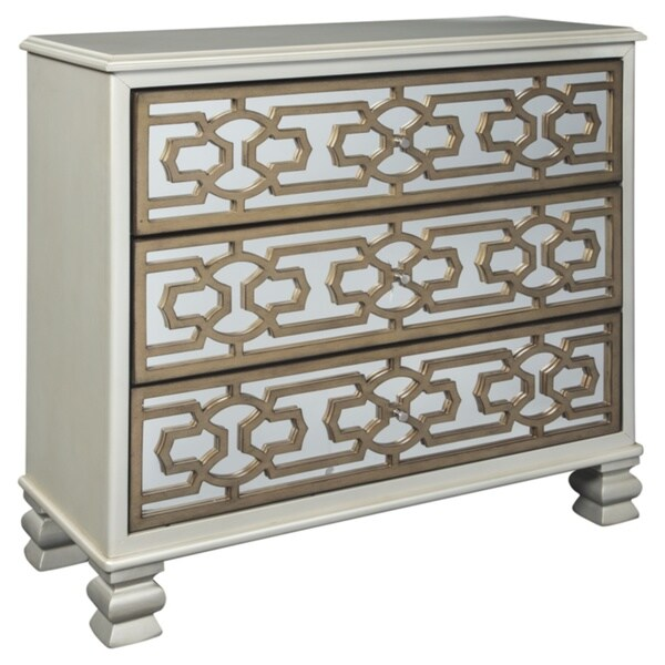Signature Design by Ashley Senzernell Accent Cabinet