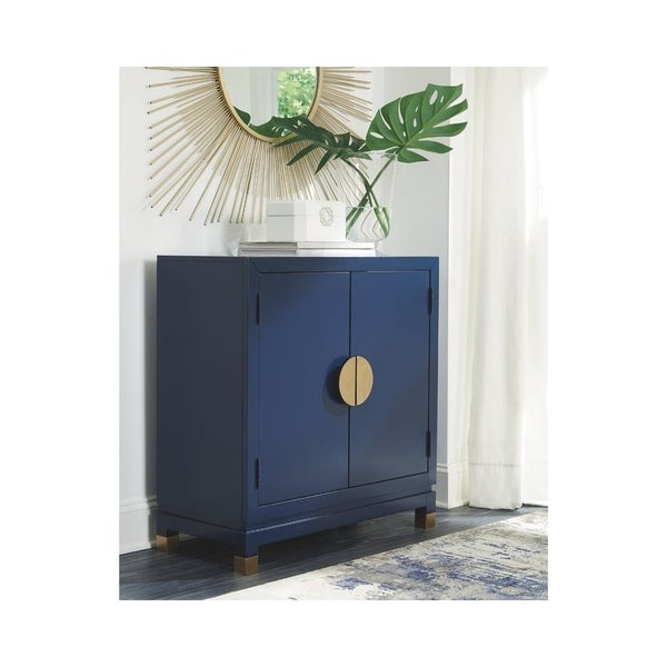 Walentin Accent Cabinet By Ashley Furniture: Shop Signature Design By Ashley Walentin Accent Cabinet