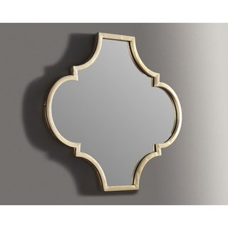 Callie Accent Mirror - Antique Gold