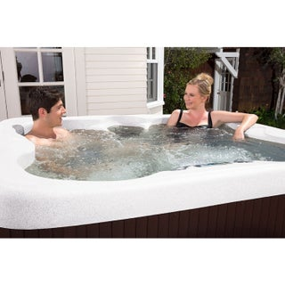 Lifesmart LS100 Plus 4-person 20-jet spa