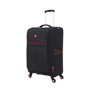 Shop spinner swissgear luggage bags discover our best deals at overstock for Swissgear geneva 19
