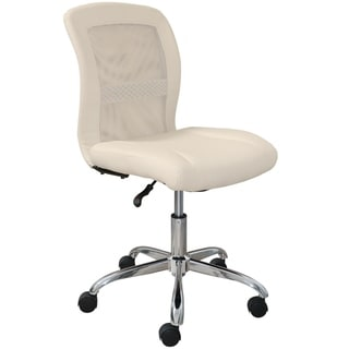 Serta Essentials Computer Chair, Faux Leather