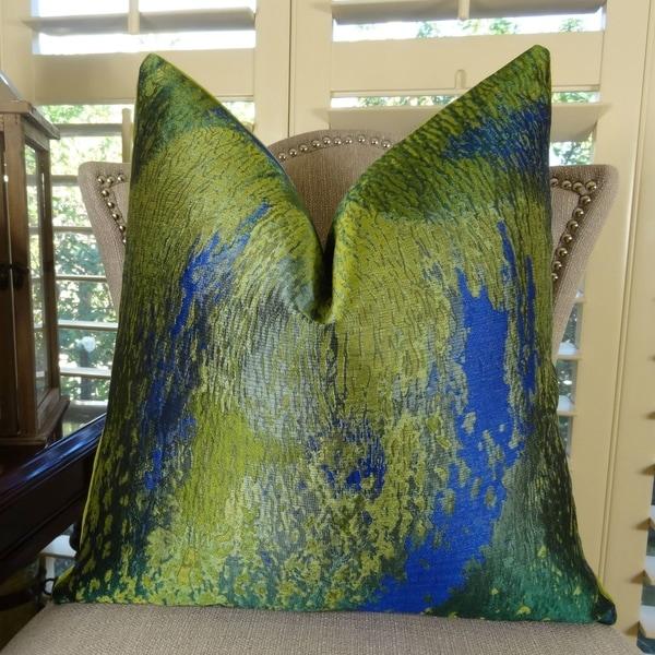 Shop Thomas Collection Emerald Green Blue Beacon Hill