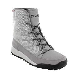 Women's adidas Terrex Choleah Padded Climaproof Winter Boot Grey Two/Grey Three/Chalk White - Reflective