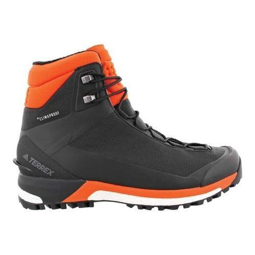 4138d828f11 Men's adidas Terrex Tracefinder CH CP Winter Boot Black/Energy/Grey Four |  Overstock.com Shopping - The Best Deals on Boots
