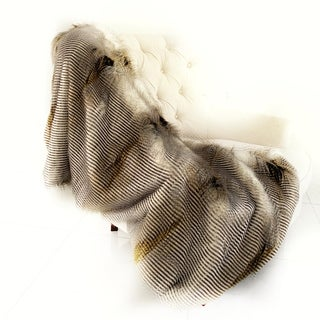 Plutus Alaskan Hawk Handmade Luxury Blanket