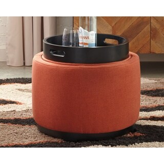 Signature Design by Ashley Menga Ottoman