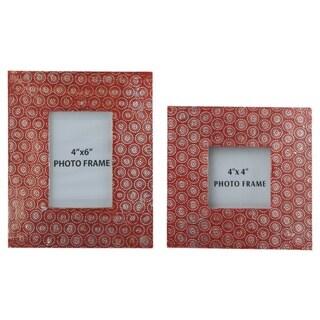 Signature Design by Ashley Bansi Set of 2 Photo Frames