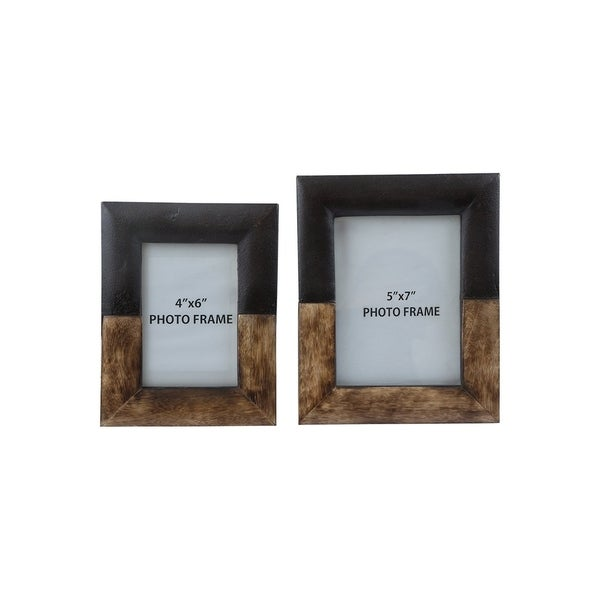 Signature Design by Ashley Michi Set of 2 Photo Frames - Free ...