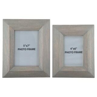Signature Design by Ashley Cadewyn Set of 2 Photo Frames
