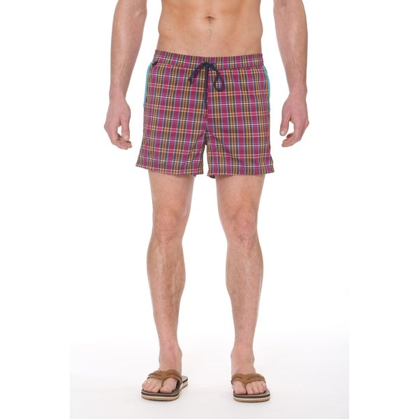 Bogart and Tracy Grant 15 inch Swim Trunks