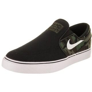 Nike Kids Stefan Janoski Cnvs Slip (GS) Skate Shoe