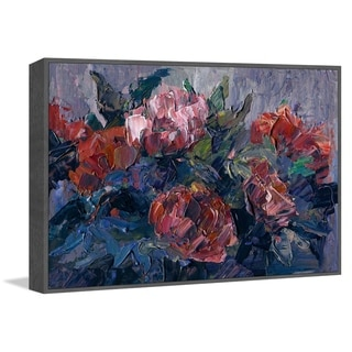 Marmont Hill - Handmade Open Up Floater Framed Print on Canvas