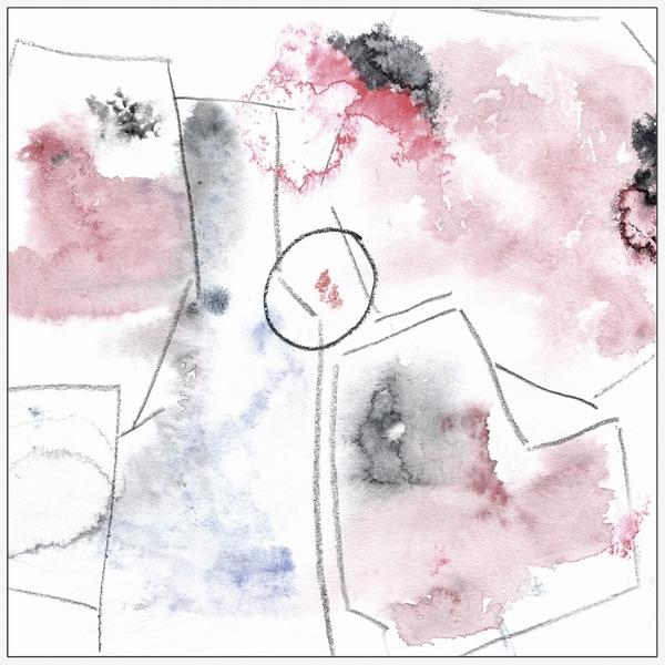 Marmont Hill - Handmade Pink Destiny Floater Framed Print on Canvas