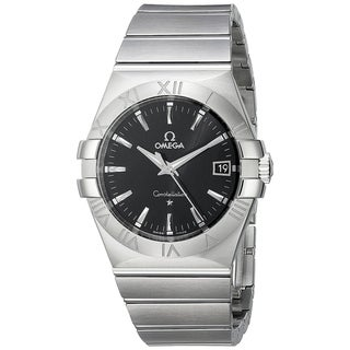 Link to Omega Men's  'Constellation9' Stainless Steel Watch Similar Items in Men's Watches