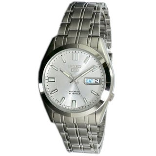 Seiko Men's SNKE83J1 '5' Automatic Stainless Steel Watch