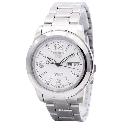 Seiko Men's SNKE57J1 '5' Automatic Stainless Steel Watch