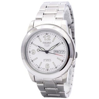 Link to Seiko Men's SNKE57J1 '5' Automatic Stainless Steel Watch Similar Items in Men's Watches