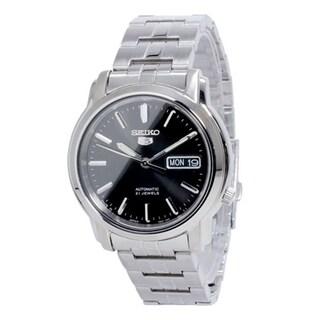 Seiko Men's SNKK71J1 '5' Automatic Stainless Steel Watch