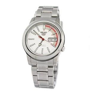 Seiko Men's SNKK25J1 '5' Automatic Stainless Steel Watch