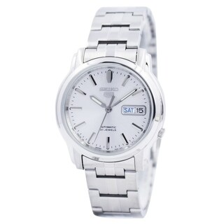 Seiko Men's SNKK65J1 '5' Automatic Stainless Steel Watch