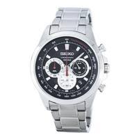 Seiko Men's SSB241 Chronograph Stainless Steel Watch