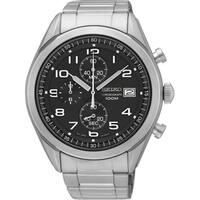 Seiko Men's SSB269 Chronograph Stainless Steel Watch