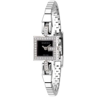 Gucci Women's YA102511 'G-Gucci' Stainless Steel Watch