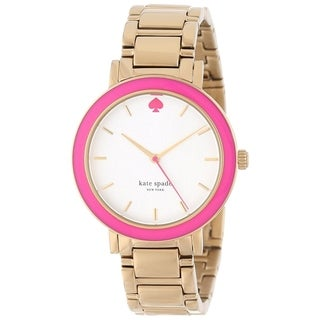 Kate Spade Women's 'Gramercy' Rose-Tone Stainless Steel Watch