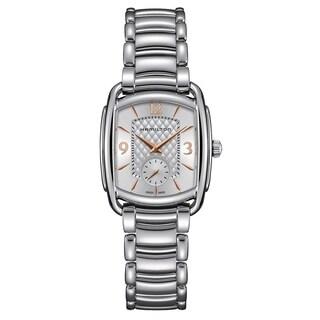 Hamilton Women's H12451155 'Bagley' Stainless Steel Watch