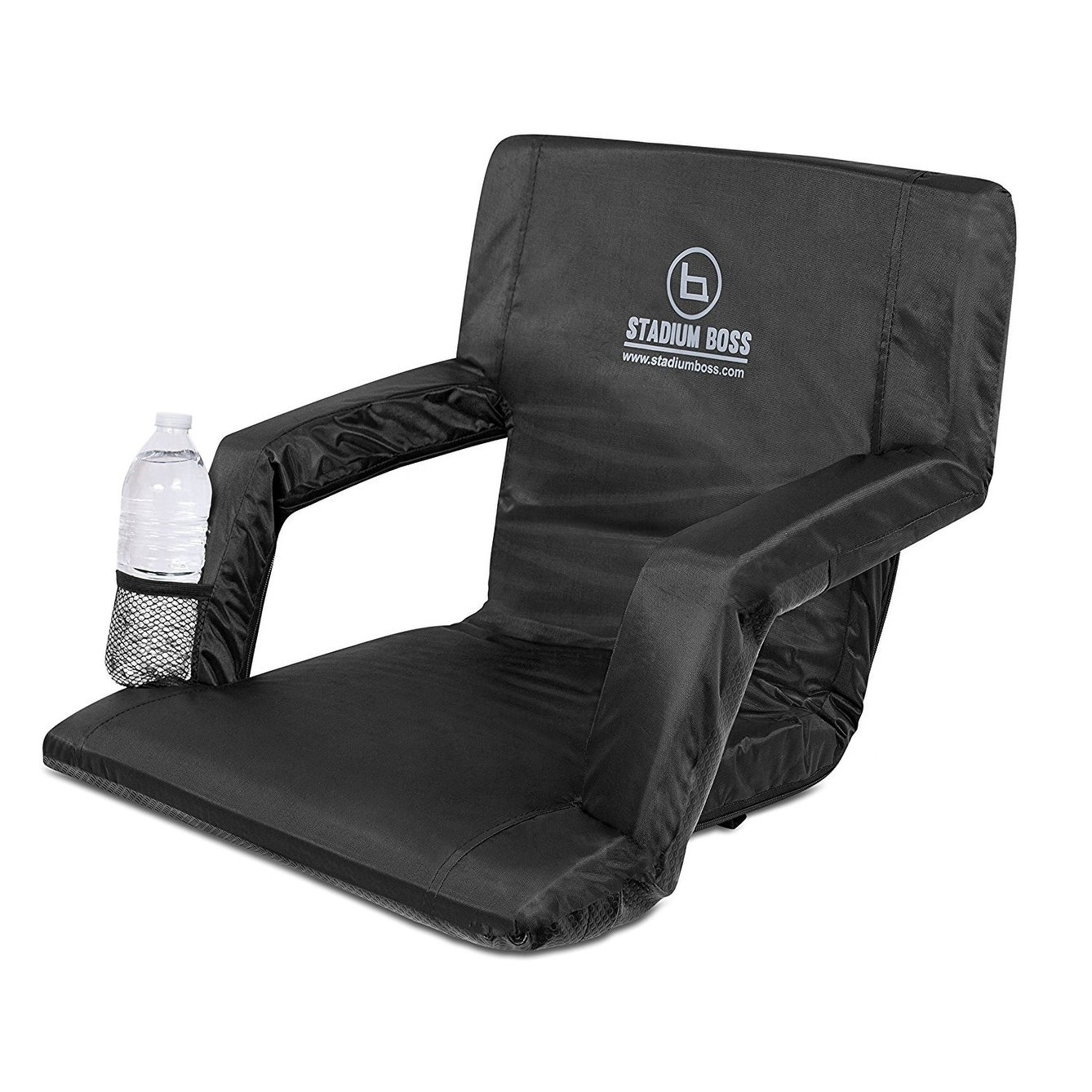 Picture of: Wide Stadium Seats Chairs For Bleachers Or Benches Padded Cushion Backs Portable Sporting Goods Other Outdoor Sports