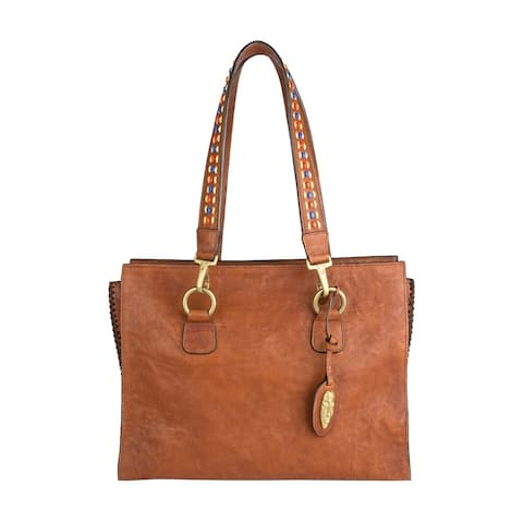 Hidesign Kiboko Women's Leather Work Bag