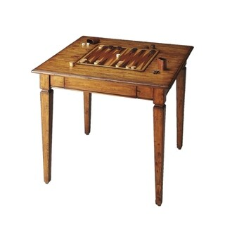 Offex Traditional Mountain Lodge Finish Game Table