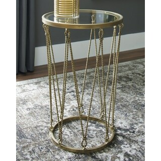 Signature Design by Ashley Phillmont Accent Table