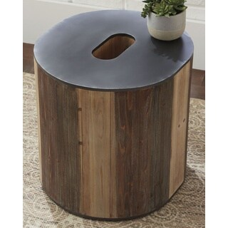 Signature Design by Ashley Highmender Accent Table