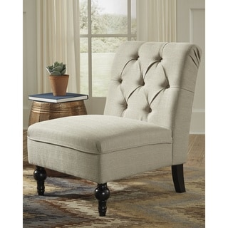 Link to Degas Traditional Beige Accent Chair Similar Items in Accent Chairs