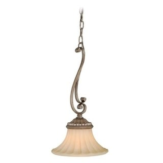 "Avenant 10"" Mini Pendant French Bronze"